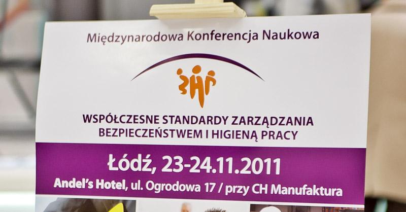 konferencja bhp 2011